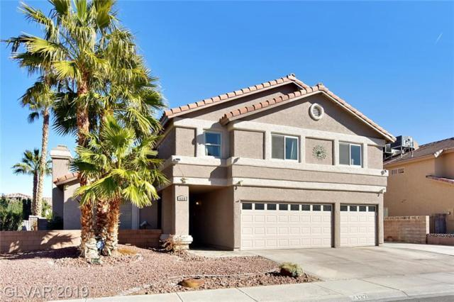 132 Montclair, Henderson, NV 89074 (MLS #2072288) :: The Snyder Group at Keller Williams Marketplace One