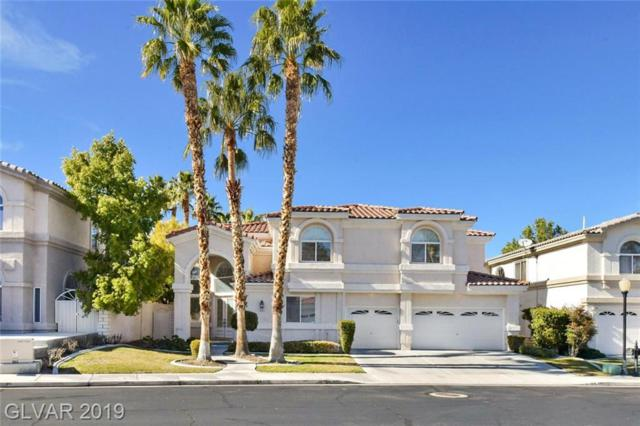 89 Teton Pines, Henderson, NV 89074 (MLS #2072319) :: The Snyder Group at Keller Williams Marketplace One