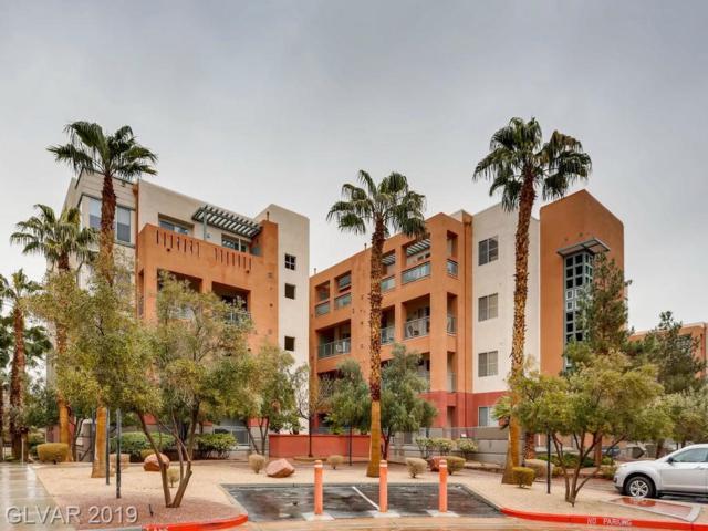 19 E Agate #409, Las Vegas, NV 89123 (MLS #2072364) :: Vestuto Realty Group