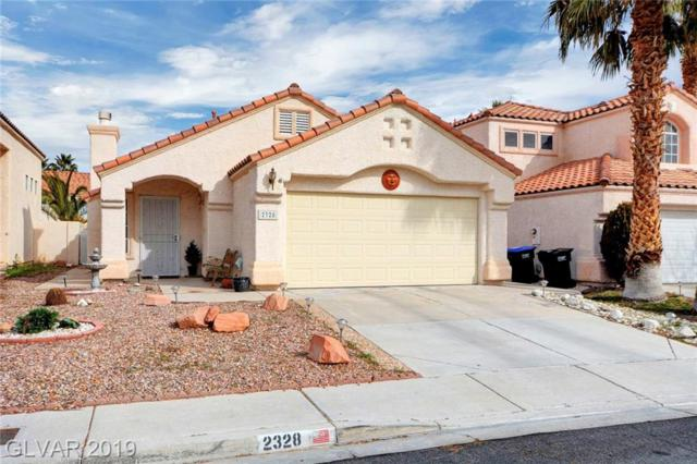 2328 Ozark, North Las Vegas, NV 89031 (MLS #2072376) :: The Snyder Group at Keller Williams Marketplace One