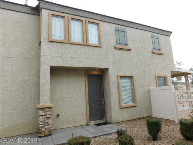 3637 Lakeside Villas, North Las Vegas, NV 89081 (MLS #2072385) :: Signature Real Estate Group