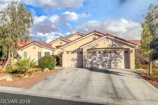 6416 Ruddock, North Las Vegas, NV 89084 (MLS #2072386) :: Vestuto Realty Group