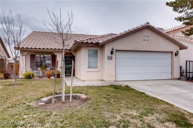 6290 Back Woods, Las Vegas, NV 89142 (MLS #2072399) :: Five Doors Las Vegas