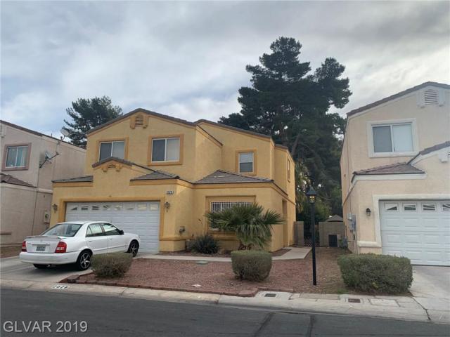 2028 Jesse Scott, Las Vegas, NV 89106 (MLS #2072428) :: Signature Real Estate Group