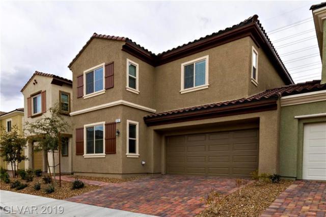 5153 Fiery Sky Ridge, Las Vegas, NV 89148 (MLS #2072437) :: The Snyder Group at Keller Williams Marketplace One