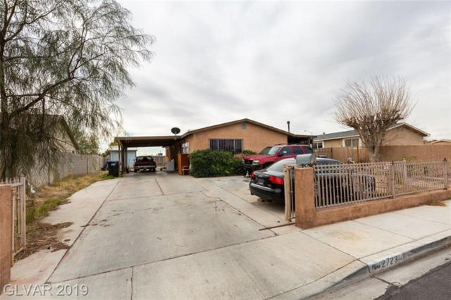 2723 Carla, North Las Vegas, NV 89030 (MLS #2072458) :: Five Doors Las Vegas