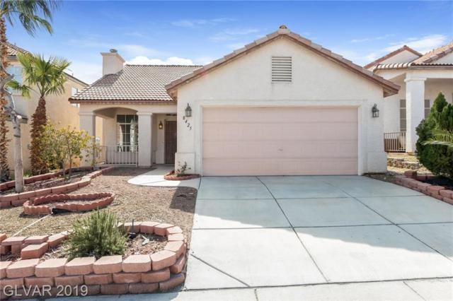 8425 Cinnamon Hill, Las Vegas, NV 89129 (MLS #2072475) :: Five Doors Las Vegas