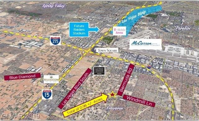 Windmill & Fairfield, Las Vegas, NV 89123 (MLS #2072522) :: Vestuto Realty Group