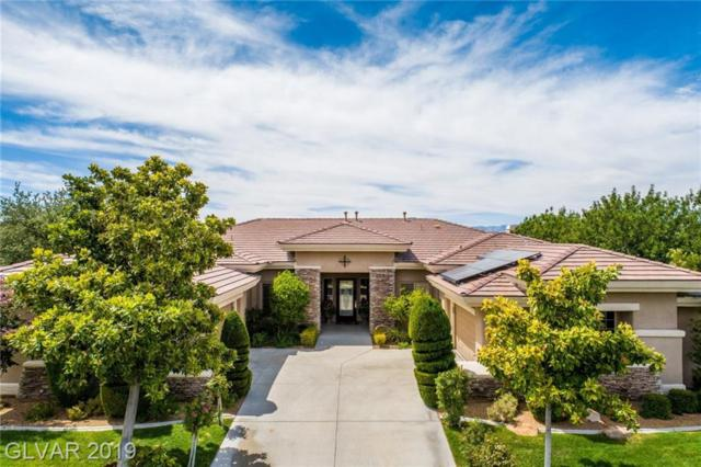 27 Isleworth, Henderson, NV 89052 (MLS #2072572) :: The Snyder Group at Keller Williams Marketplace One