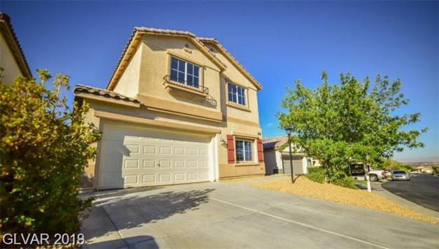 10532 Glowing Cove, Las Vegas, NV 89129 (MLS #2072603) :: The Snyder Group at Keller Williams Marketplace One