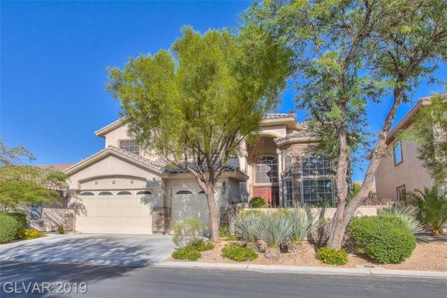 10628 Porta Romana, Las Vegas, NV 89141 (MLS #2072629) :: The Snyder Group at Keller Williams Marketplace One