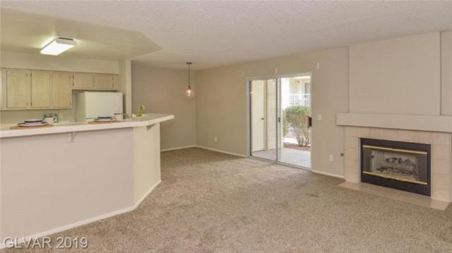 7821 Tenshaw #103, Las Vegas, NV 89145 (MLS #2072660) :: Vestuto Realty Group