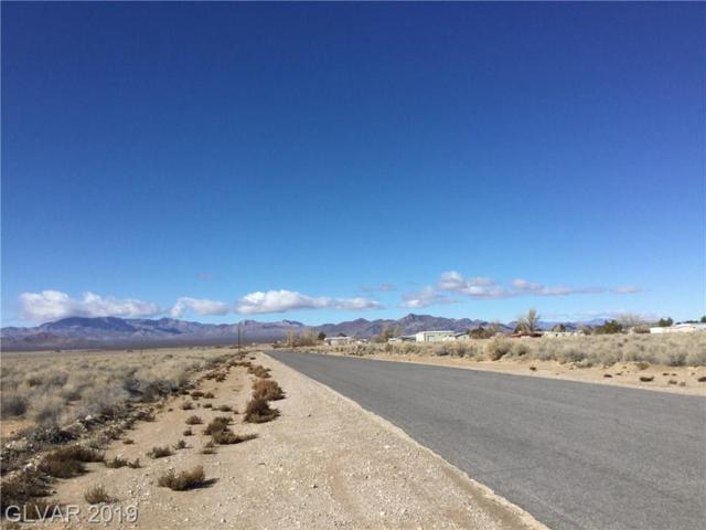 0 Sandstone, Sandy Valley, NV 89109 (MLS #2072670) :: Trish Nash Team