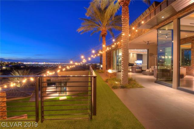 591 Lairmont, Henderson, NV 89012 (MLS #2072719) :: The Snyder Group at Keller Williams Marketplace One