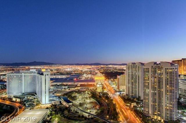 222 E Karen #3902, Las Vegas, NV 89109 (MLS #2072745) :: Trish Nash Team