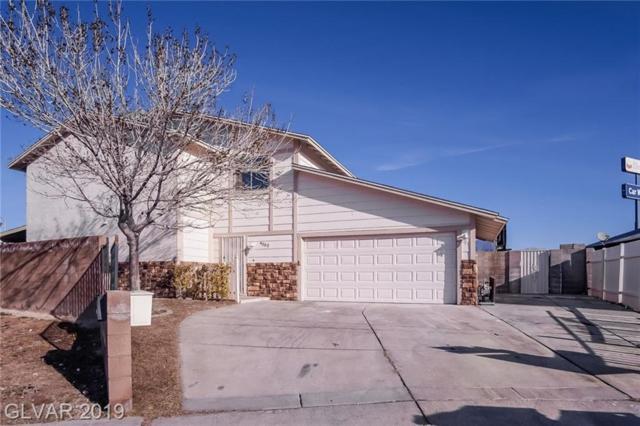 4352 Fox Point, Las Vegas, NV 89108 (MLS #2073040) :: Vestuto Realty Group
