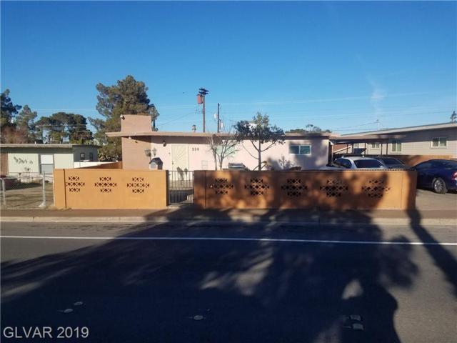 330 Basic, Henderson, NV 89015 (MLS #2073085) :: Five Doors Las Vegas