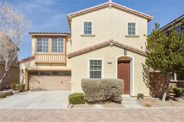 8394 Lower Trailhead, Las Vegas, NV 89113 (MLS #2073367) :: Five Doors Las Vegas