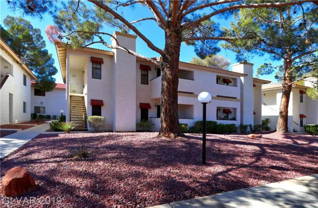 6639 Tropicana #101, Las Vegas, NV 89103 (MLS #2073601) :: The Snyder Group at Keller Williams Marketplace One
