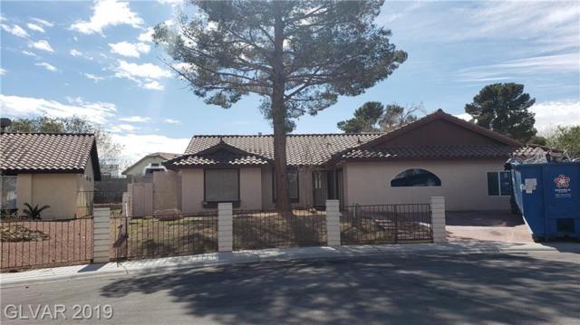 6445 Beechcrest, Las Vegas, NV 89108 (MLS #2073610) :: Signature Real Estate Group