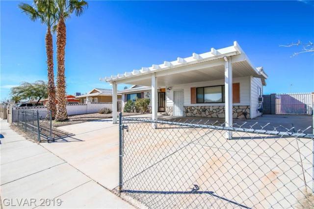 3029 Van Der Meer, North Las Vegas, NV 89030 (MLS #2073672) :: Vestuto Realty Group