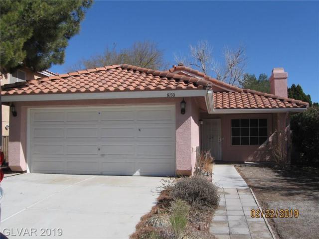8130 Sandy Creek, Las Vegas, NV 89123 (MLS #2073914) :: Vestuto Realty Group