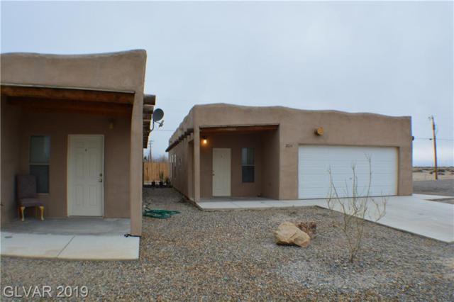 2011 S Sycamore, Pahrump, NV 89048 (MLS #2074184) :: Vestuto Realty Group