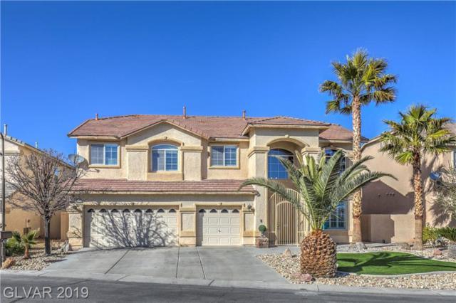 370 Whitly Bay, Las Vegas, NV 89148 (MLS #2074192) :: Vestuto Realty Group