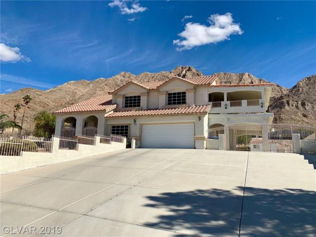 7170 Copper, Las Vegas, NV 89110 (MLS #2074332) :: The Snyder Group at Keller Williams Marketplace One