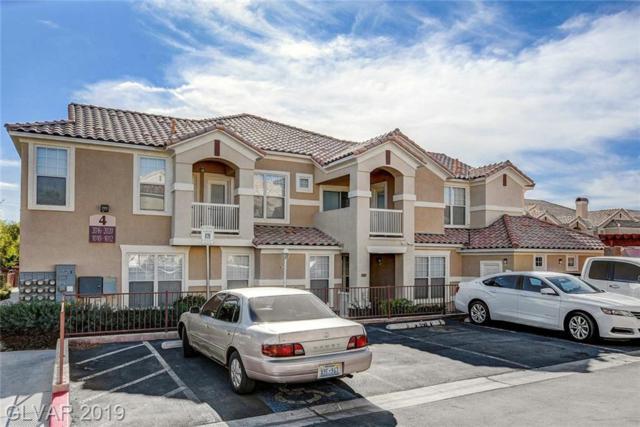 5855 Valley #2020, North Las Vegas, NV 89031 (MLS #2074449) :: Trish Nash Team