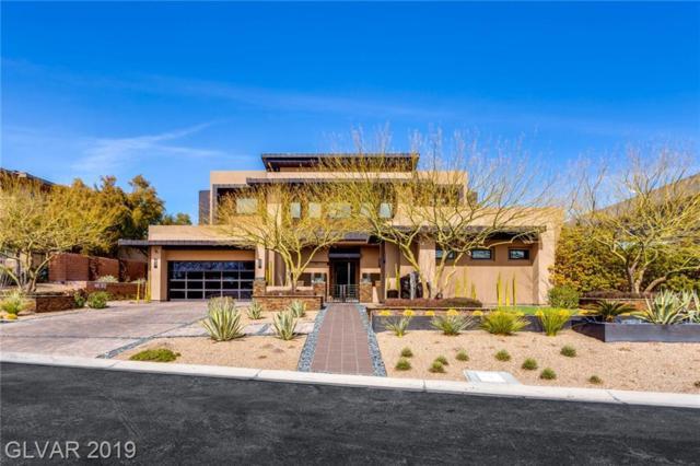 26 Meadowhawk, Las Vegas, NV 89135 (MLS #2074502) :: Vestuto Realty Group