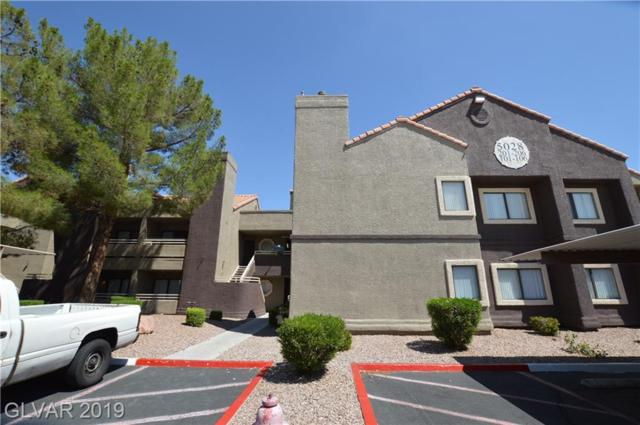 5028 Rainbow #205, Las Vegas, NV 92782 (MLS #2074515) :: Vestuto Realty Group