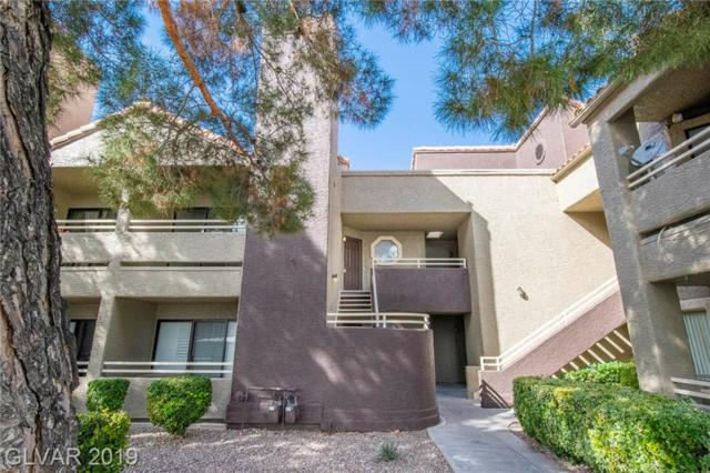 5040 S Rainbow #204, Las Vegas, NV 89118 (MLS #2074543) :: Vestuto Realty Group