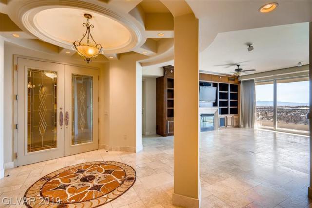 9101 Alta #403, Las Vegas, NV 89145 (MLS #2074606) :: Vestuto Realty Group