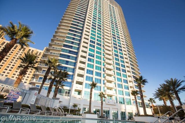2700 Las Vegas #609, Las Vegas, NV 89109 (MLS #2074614) :: Trish Nash Team