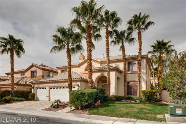 24 Chateau Whistler, Las Vegas, NV 89148 (MLS #2074626) :: The Snyder Group at Keller Williams Marketplace One