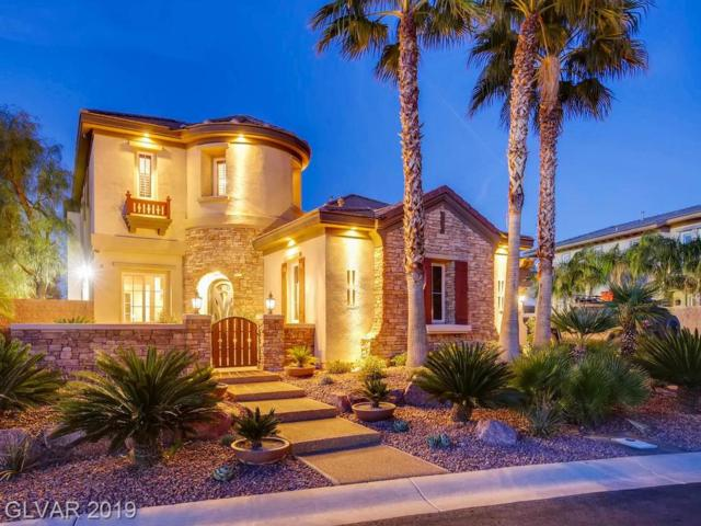 1376 Enchanted River, Henderson, NV 89012 (MLS #2074815) :: The Snyder Group at Keller Williams Marketplace One