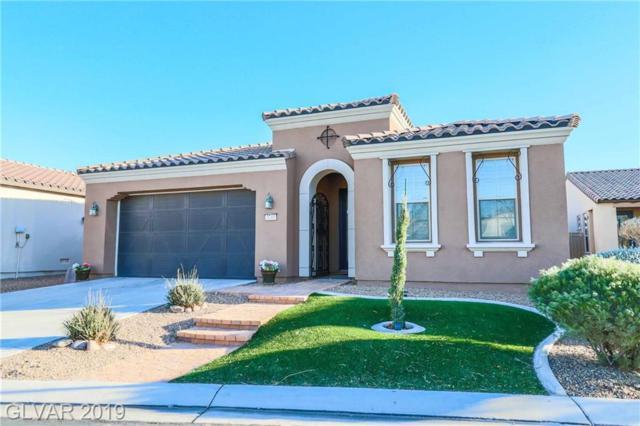 3745 Jasmine Heights, North Las Vegas, NV 89081 (MLS #2074865) :: Capstone Real Estate Network