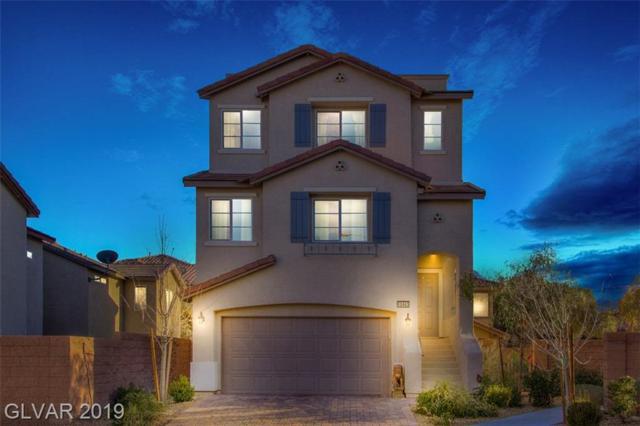 10463 Pretzel, Las Vegas, NV 89141 (MLS #2074869) :: Capstone Real Estate Network