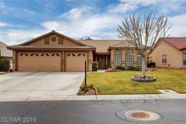 5101 Palm View, Las Vegas, NV 89130 (MLS #2074911) :: The Snyder Group at Keller Williams Marketplace One