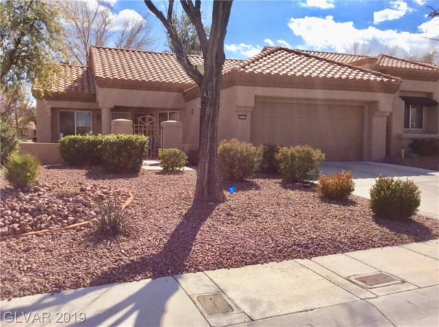 9041 Faircrest, Las Vegas, NV 89134 (MLS #2075005) :: The Snyder Group at Keller Williams Marketplace One