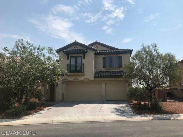 5836 Altissimo, North Las Vegas, NV 89081 (MLS #2075010) :: Vestuto Realty Group