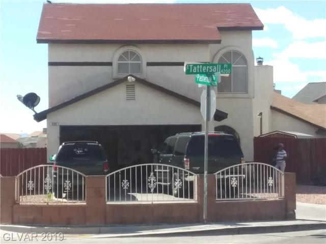 4203 Tattersall, Las Vegas, NV 89107 (MLS #2075029) :: Vestuto Realty Group