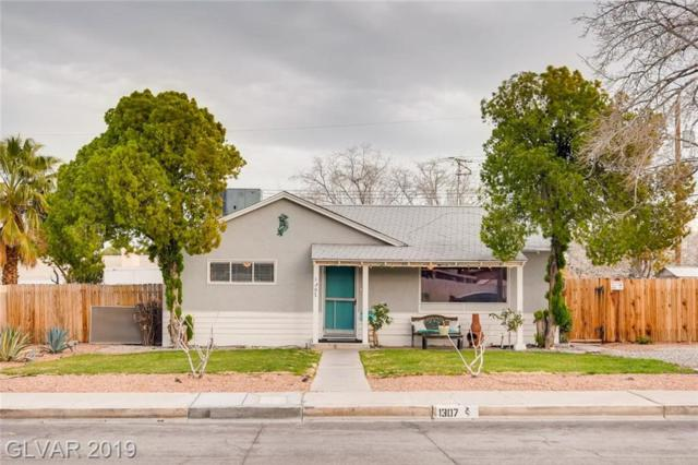 1307 Barnard, Las Vegas, NV 89102 (MLS #2075037) :: Vestuto Realty Group