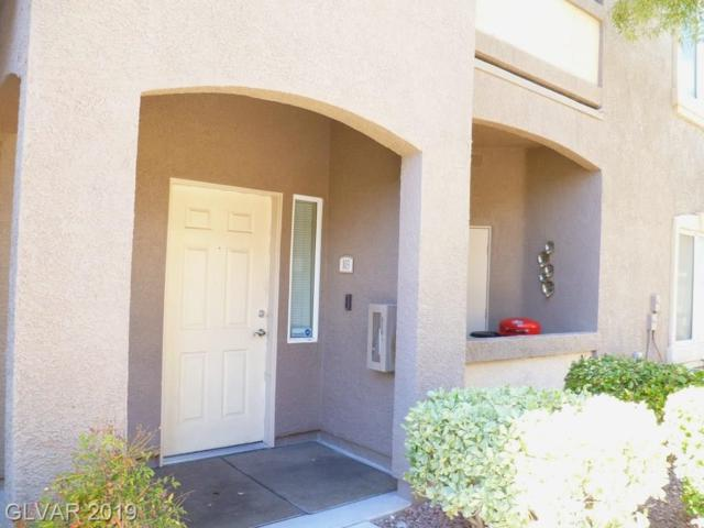 3350 Cactus Shadow #103, Las Vegas, NV 89129 (MLS #2075047) :: Vestuto Realty Group