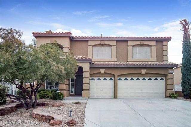 5146 Marsh Butte, Las Vegas, NV 89148 (MLS #2075093) :: Vestuto Realty Group