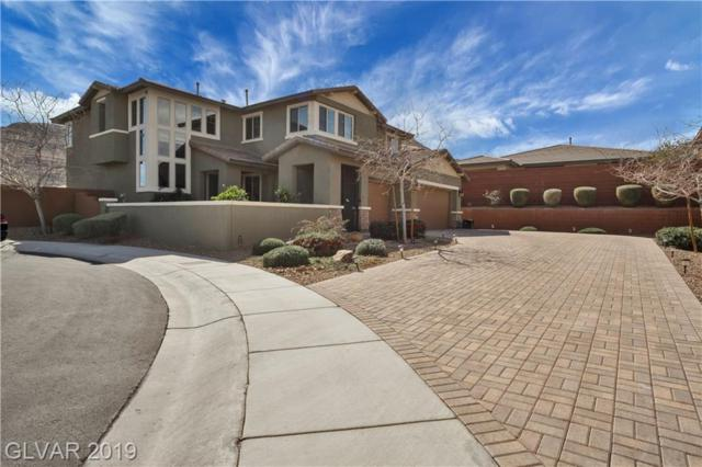 5861 Frosted Cloud, Las Vegas, NV 89135 (MLS #2075094) :: The Snyder Group at Keller Williams Marketplace One