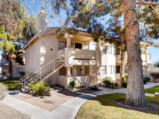 1101 Sulphur Springs #202, Las Vegas, NV 89128 (MLS #2075101) :: The Snyder Group at Keller Williams Marketplace One