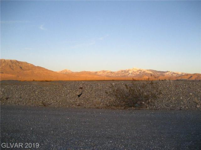 2340 N Avenue Of The Stars, Pahrump, NV 89060 (MLS #2075212) :: The Snyder Group at Keller Williams Marketplace One