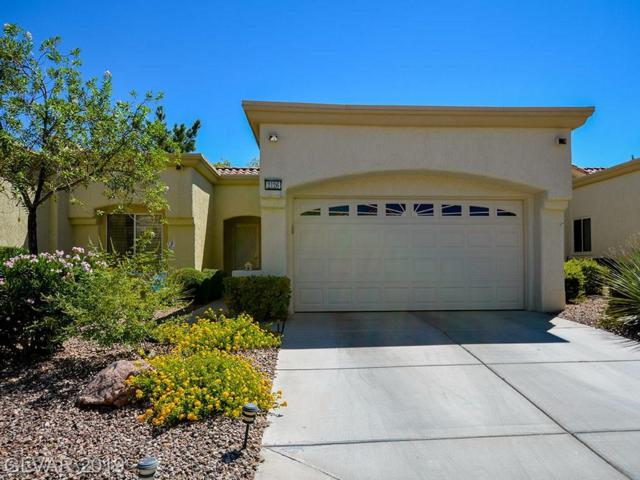 2126 Spring Water, Las Vegas, NV 89134 (MLS #2075313) :: The Snyder Group at Keller Williams Marketplace One